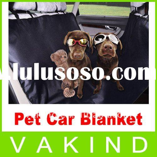 Pet Dog Cat Car Rear Back Seat Cover Hammock Blanket