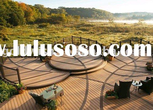 Plastics wood floor/ WPC/ decking floor / outdoor floor/ wpc decking / wood plastic composite deckin