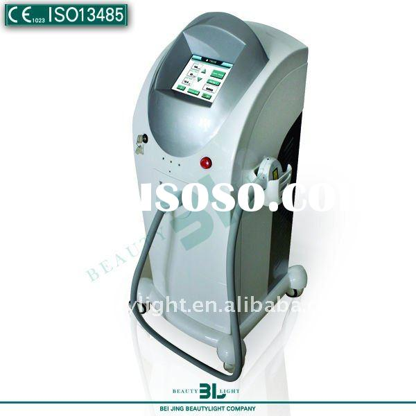 Portable Diode Laser Hair Removal Equipment (808 Nm, with CE)