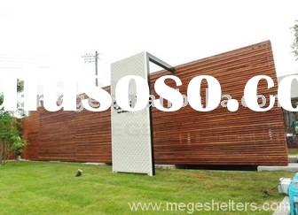 Prefab Houses --- Shipping Container Barbershop