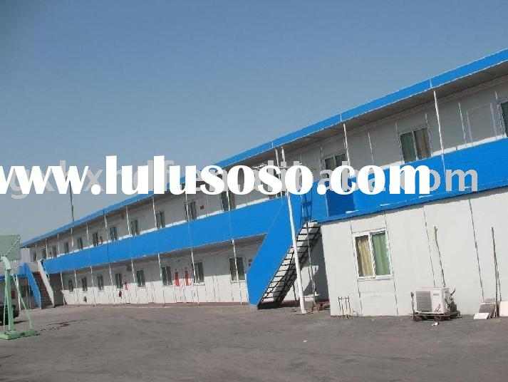 Prefab house(prefabricated building,container house)
