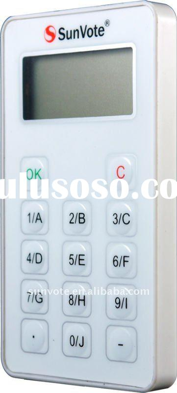 RF Conference Voting System (PVS-W52)