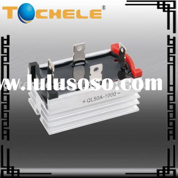 Single-phase Bridge Rectifier Characteristics QL100A1000V