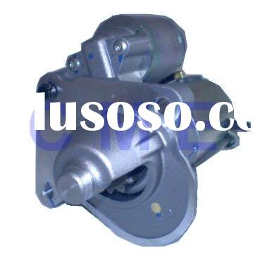 Starter motor used on FORD C-Max 1.6,FORD Focus,MAZDA 3 1.6 DI,VOLVO C30