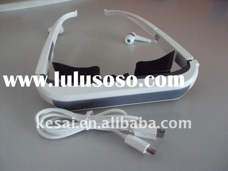 Video Eyewear, Video Glasses, MP4 glasses, for Apple Proucts Iphone Ipad Ipod