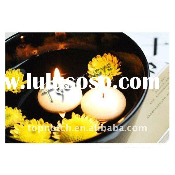 Water Floating, Candles, Candle Wax, Soy Wax