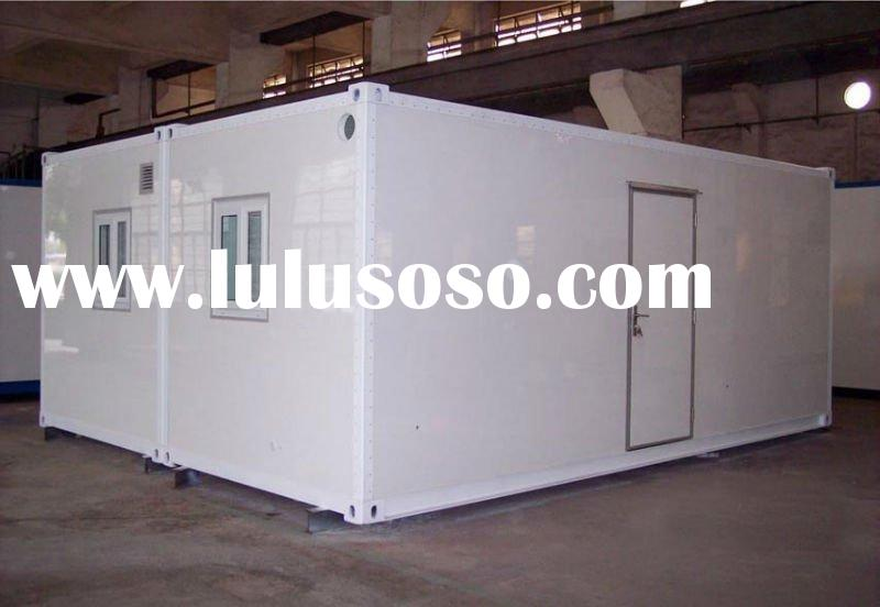 YH modern container house design