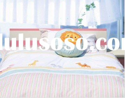 animal paradise-4p twin kids children bedding set