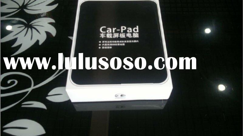 audi navigation touch screen Car-pad with HD Car DVD ,car GPS,TV,parking sensor,bluetooth,Ebook read