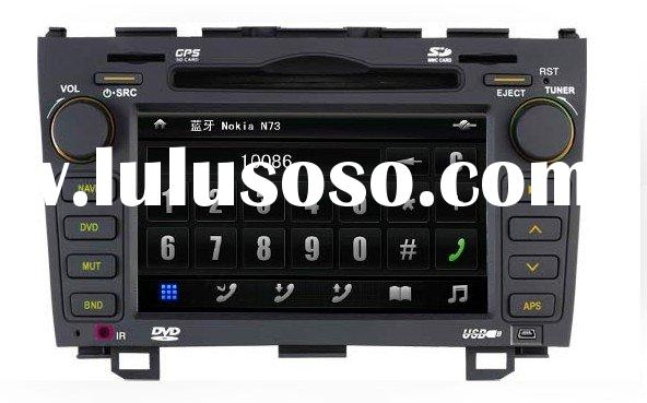 car dvd gps navigation system for HONDA CRV