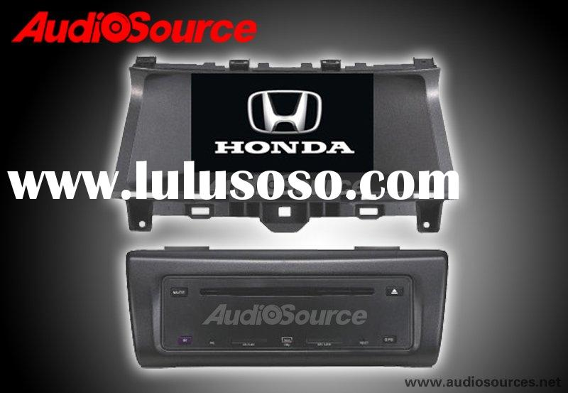 car dvd player with gps navigation system for HONDA ACCORD