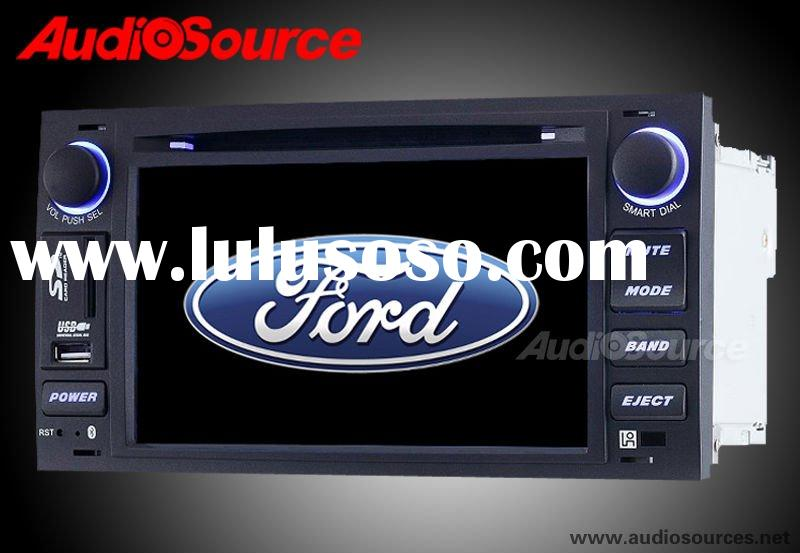 ford focus car gps navigation system with dvd player