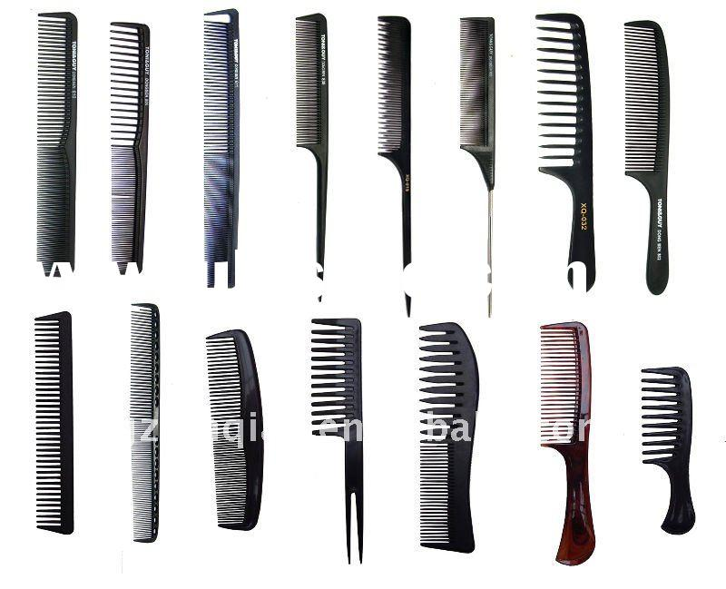 hair plastic combs /TONI&GUY
