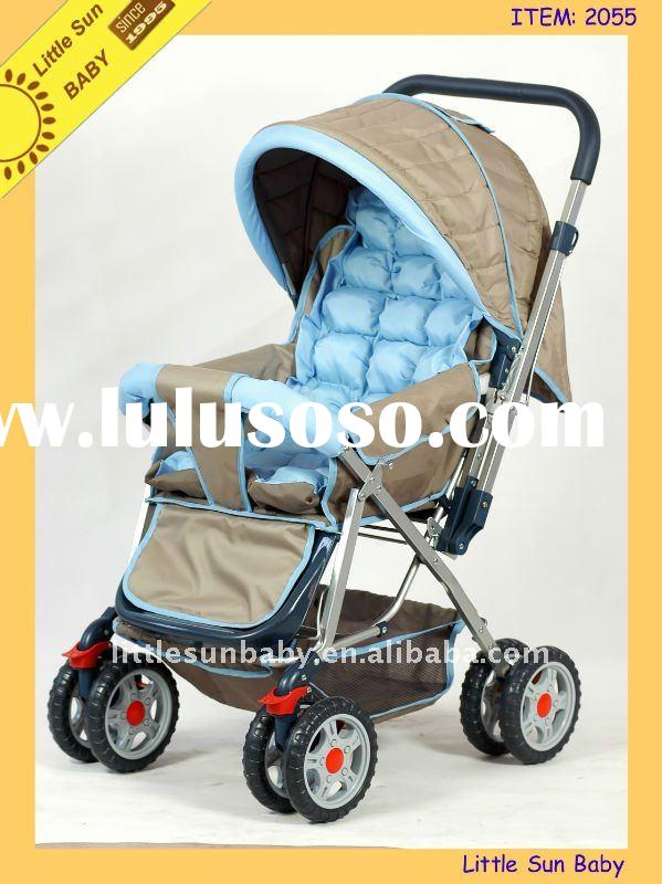 hot sale baby stroller/ baby carrier with car seat 2055