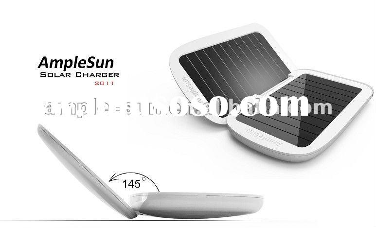 hot selling multifunctional mobile solar charger for mobile phone,MP3, PDA & digital