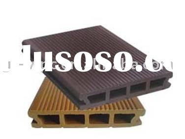 wood plastic composite decking,WPC outdoor flooring, PVC board