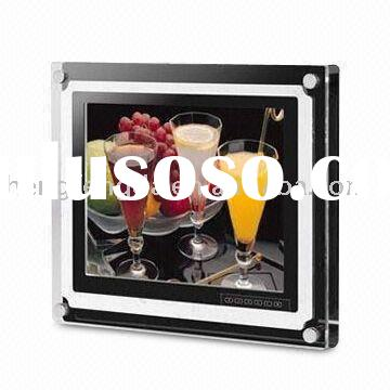 15'' Toughened glass LCD DIGITAL PHOTO FRAME, 15'' TFT LD DIGITAL PI