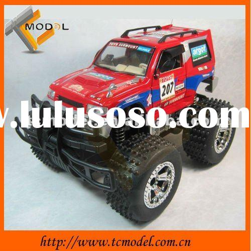 1:12 scale 4wd 4channel traxxas rc car nitro
