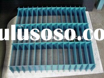 2012 new style corrugated plastic divider Automotive Parts Packaging flexible removable partition(YF