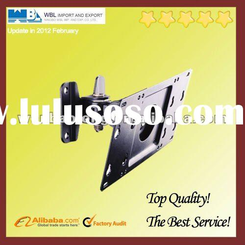 2 mm steel plate LCD Swivel Bracket for 10 to 30 inch Using for home furniture