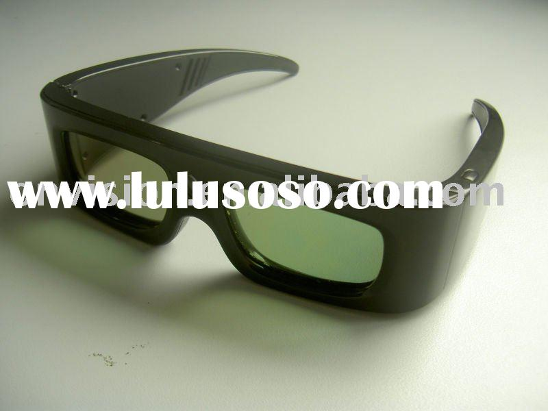 3D glasses with active shutter LCD tech. for projector.samsung TV.and 3D PC games