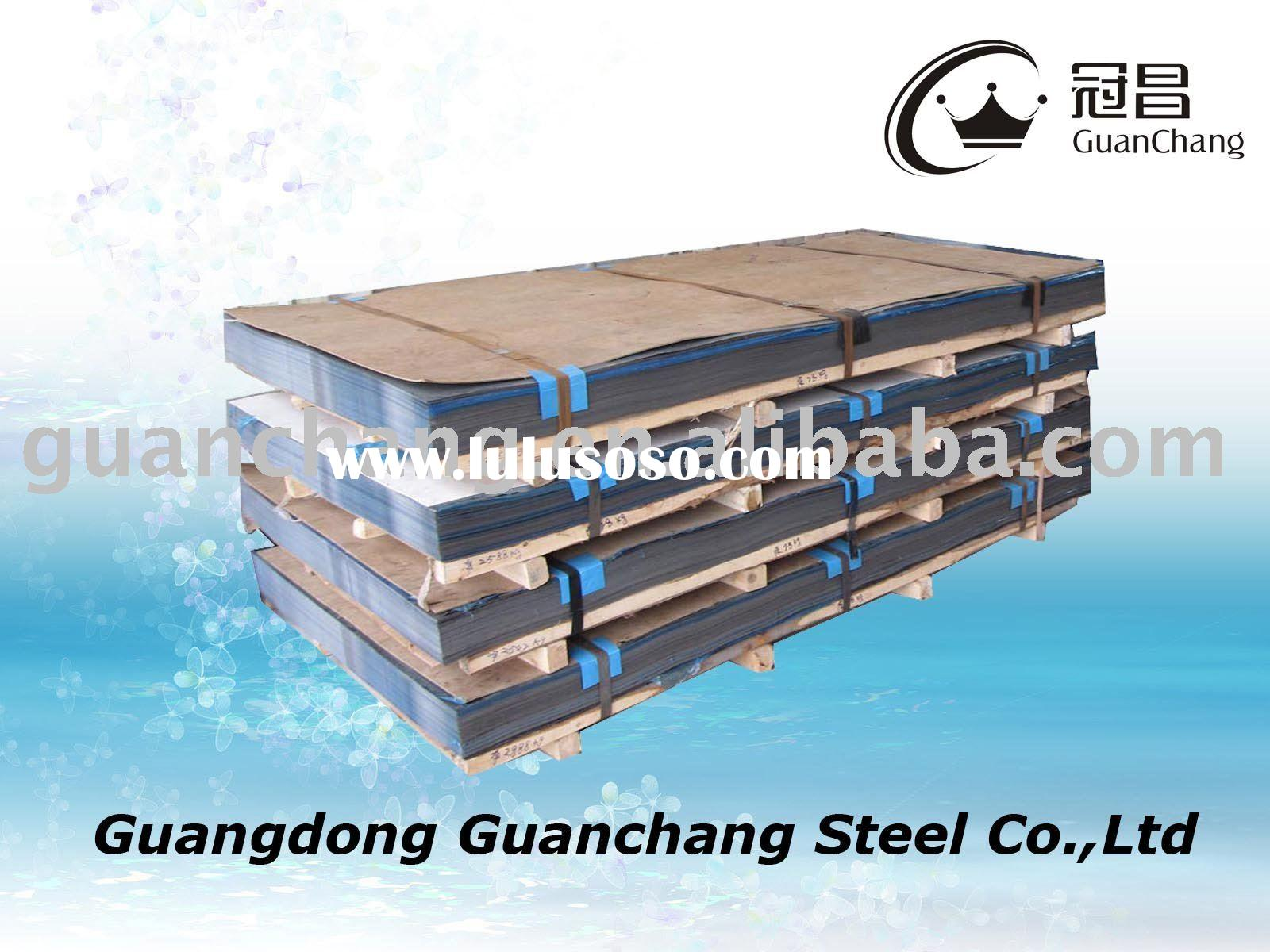 410 409 430 stainless steel sheet