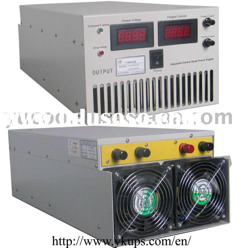 6KW Variable DC Power Supply