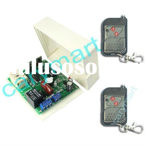 AC220V 315/433Mhz RF Wireless Remote Control Switch/Radio Controller Switch - Transmitter & Rece