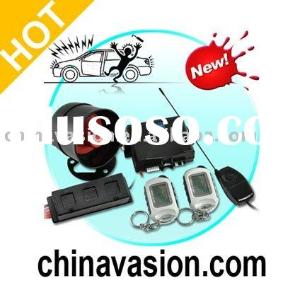 Car Alarm Starter,LCD Car Alarm,Remote Start Car Alarm