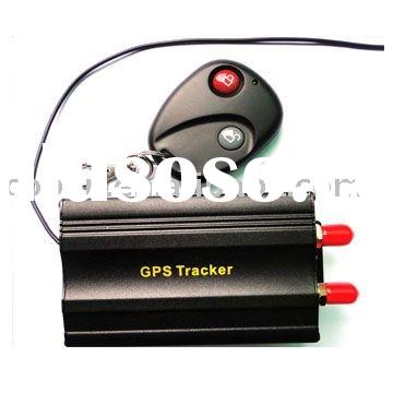 Car vehicle GPS tracker set ACC Door alarm by remote control