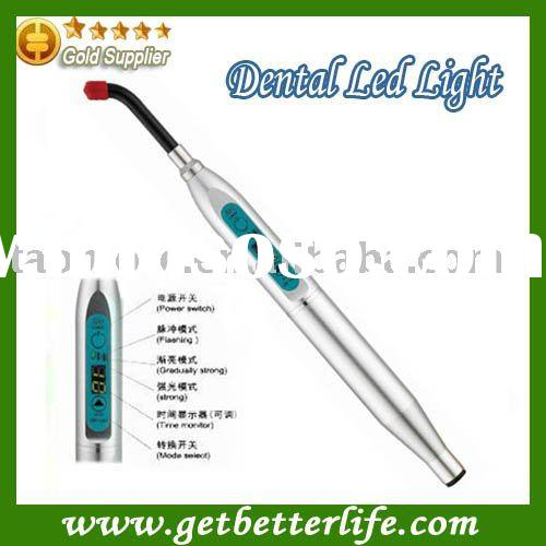 Dental supplies - Wireless Dental LED curing light with digital YK-802 New arrival