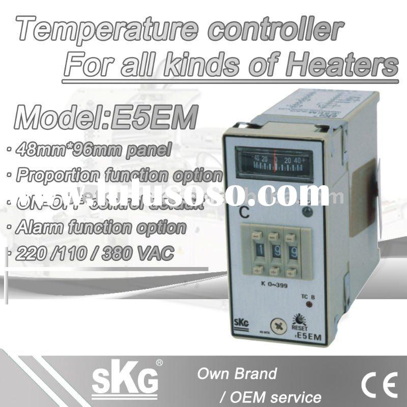 E5EM temperature controller thermostat OMRON prototypes