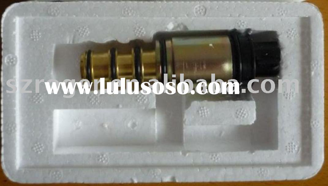 Electric control valve for denso compressor, CAR COMPRESSOR CONTROL VALVE, COMPRESSOR PARTS