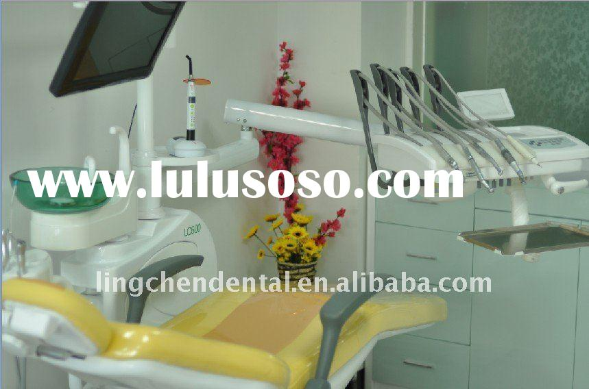 Full computer controlled Dental suppliers Dental chair unit with CE