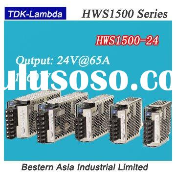 HWS1500-24(Lambda) 1500W 24V AC-DC Power Supply