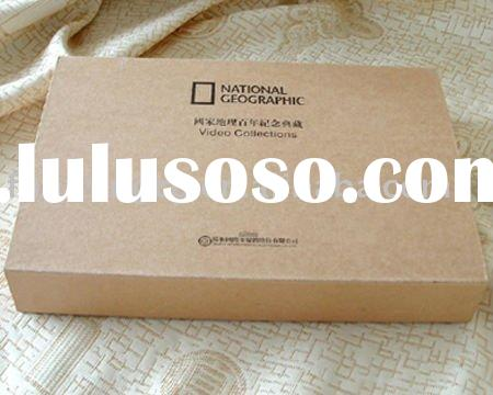 High Quality Printed Electronic Corrugated Paper Box for Packing