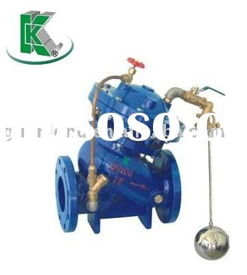 Hydraulic Float Valve (Remote-control)