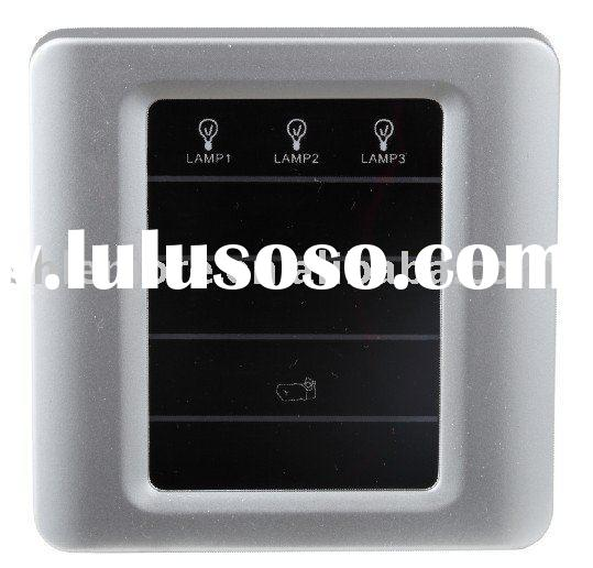 IR remote control wall switches