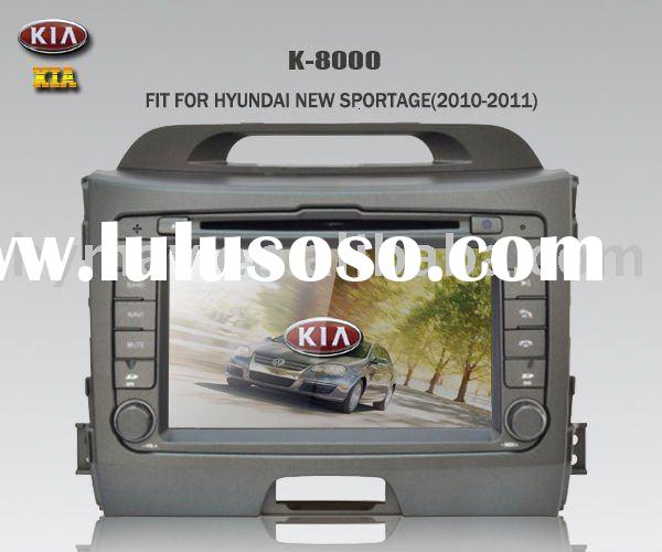 KIA NEW SPORTAGE 2011 CAR DVD/GPS