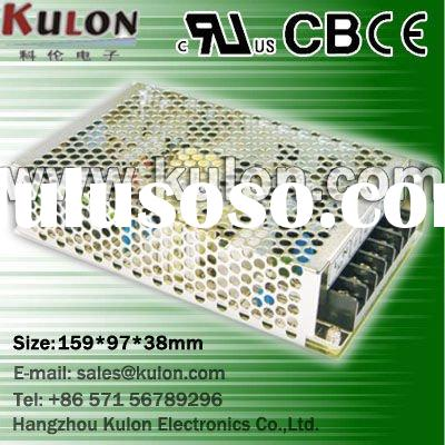 MEAN WELL NET-75B 75W UL CE CB Triple output Switching power supply,NET-75 power supply