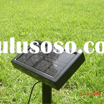 New Brushless Pond Water Garden Solar Fountain Pump H49