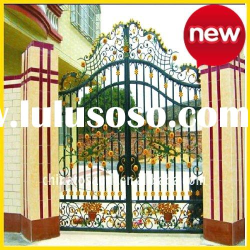 house front gate grill design images
