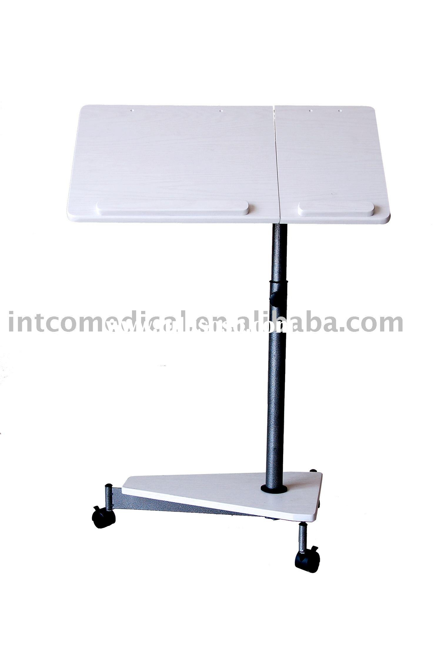 Over Bed table (beside table, hospital furniture)