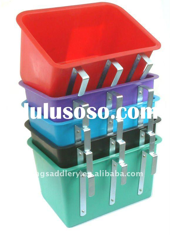 PLASTIC LARGE SQUARE FEED BIN