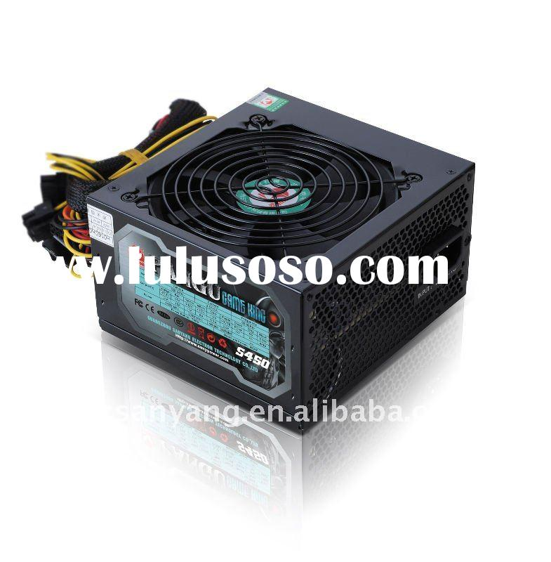 Pangu ATX Computer Power Supply for Game Users (Passive PFC,12cm cooling fan with automatic thermal
