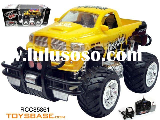 Radio remote control car
