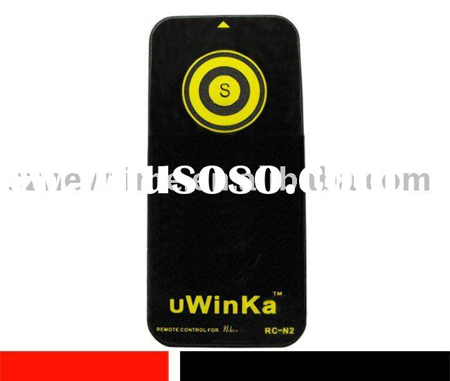 Remote Control - uWinKa RC-N2 Infrared Remote Control for Nikon ML-L3
