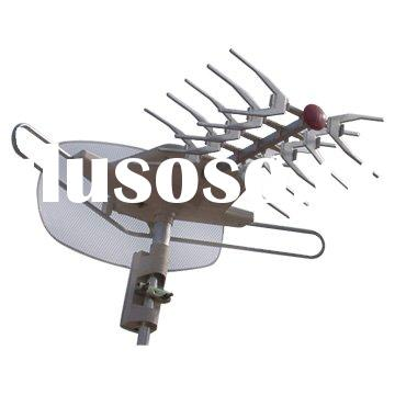 Remote Controlled & UHF/VHF Outdoor Antenna