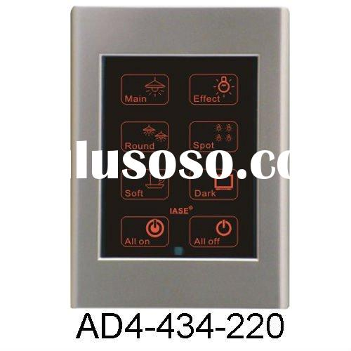 Smart Lighting Remote Control Touch Screen Switch