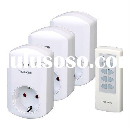 TW68G(1V3) Wireless Remote Control Socket, Plug-in, RF socket,for smart home